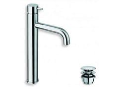 Miscelatore per lavabo da piano TRICOLORE VERDE | Miscelatore per lavabo - Tricolore Verde