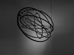 Lampada a sospensione a LED in alluminio COPERNICO   Lampada a sospensione - Copernico
