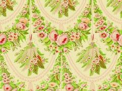 LELIEVRE, TASSINARI & CHATEL - FOUGERES Tessuto in stile Luigi XVI con motivi floreali