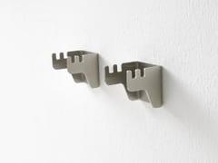 Porta accappatoio in acciaioERGO-NOMIC | Porta accappatoio - REXA DESIGN