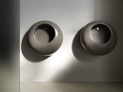 Orinatoio sospeso in ceramica BALL - Orinatoi