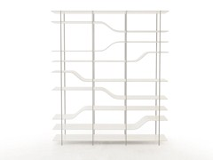 NETWORK MODULAR SHELF | Libreria
