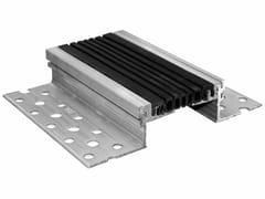 Tecno K Giunti, K FLOOR G100 Giunto per pavimento in alluminio