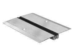 Tecno K Giunti, K FLOOR F G25 Giunto per pavimento in alluminio