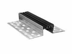 Tecno K Giunti, K FLOOR LT G50 Giunto per pavimento in alluminio