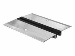Tecno K Giunti, K FLOOR F G40 Giunto per pavimento in alluminio