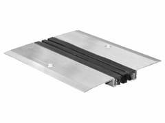 Tecno K Giunti, K FLOOR F G50 Giunto per pavimento in alluminio
