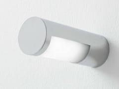 Lampada da parete Lampada da parete in metallo cromato -