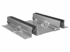 Giunto per pavimento in alluminioK SISM  M40 - TECNO K GIUNTI
