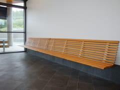 Nola Industrier, NO2   Panchina a parete  Panchina a parete