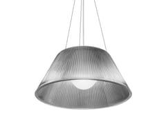 Lampada a sospensione in vetro ROMEO MOON S - Home Collection - Sospensione