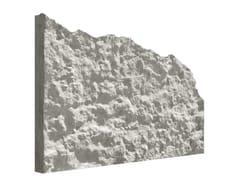 Matrice per parete facciavista in calcestruzzoMANO© PRUN - PLASMACEM