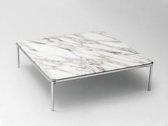 Tavolino basso in stile moderno per contract UP | Tavolino basso - Up