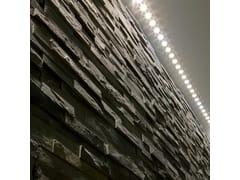 Profilo per illuminazione lineare in alluminio per farettiLED CURTAIN - FLOS