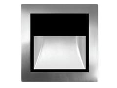 Segnapasso a LED in acciaio inoxALZIR CC NT - DAISALUX