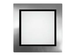 Segnapasso a LED in acciaio inoxALZIR C - DAISALUX