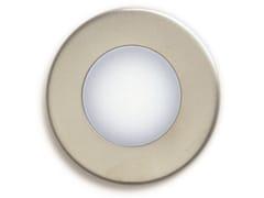 SEGNAPASSO A LED IN ACCIAIO INOXAQUA | SEGNAPASSO A LED - DAISALUX