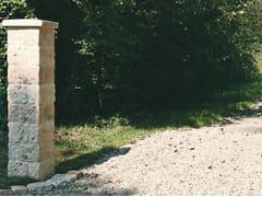 Pilastro per cancelliBRIDOIRE - ORSOL