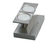 Luce di emergenza a LED da parete orientabileZENIT | Luce di emergenza a LED - DAISALUX