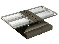 Luce di emergenza a LED da parete orientabileZENIT PL | Luce di emergenza orientabile - DAISALUX
