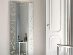Specchio rettangolare da parete SEGMENT RECTANGULAR - Segment