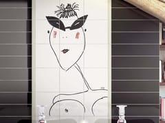 Rivestimento in ceramicaFATINE SEXY - CERAMICA BARDELLI