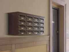 RAVASI, CLASSIC PROFONDO Cassetta postale in legno