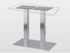 Base per tavoli I72X44 | Base per tavoli -