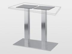 GABER, I72X44110 | Base per tavoli  Base per tavoli