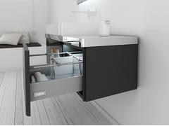 Divisorio per cassetti in metalloSTRUCTURE | Divisorio per cassetti - INBANI