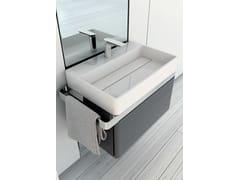 Mobile lavabo singolo STRUCTURE | Mobile lavabo - Structure