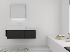 Mobile lavabo laccato STRUCTURE | Mobile lavabo - Structure