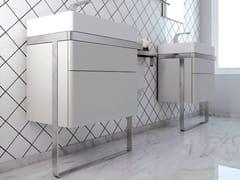Mobile lavabo con cassetti STRUCTURE | Mobile lavabo - Structure