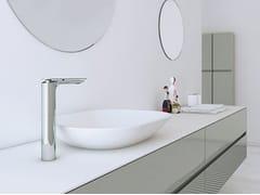 Lavabo da appoggio in Solid Surface STRATO | Lavabo da appoggio - Strato