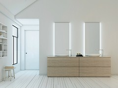 Mobile lavabo con cassetti STRATO | Mobile lavabo - Strato