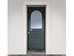 Porta d'ingresso blindata laccata in okoumé SUPERIOR - 16.5045 M16 - Professional