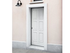 Porta d'ingresso blindata laccata in okoumé ELITE - 16.5050 M60Vip - Professional