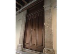 Porta d'ingresso blindata laccata in MDF ELITE - 16.5053 M60Vip - Professional