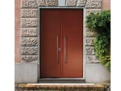 Porta d'ingresso blindata laccata in okoumé ELITE - 16.5072 M60Vip - Professional