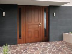 Porta d'ingresso blindata in legno ELITE - 16.5076 M60Vip - Professional