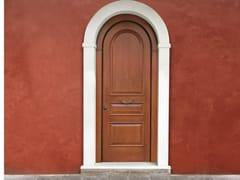 Porta d'ingresso blindata ad arco SUPERIOR - 16.5057 M16 - Professional