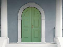 Porta d'ingresso blindata laccata in MDF ad arco SUPERIOR - 16.5062 M16 - Professional