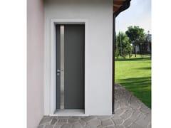 Porta d'ingresso blindata laccata in okoumé SUPERIOR - 16.5094 M16 - Professional