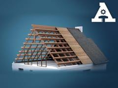 Corso di progettazione strutturalePROGETTAZIONE TETTI IN LEGNO - ACCADEMIA DELLA TECNICA
