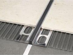 Giunto di dilatazione in acciaio inox per pavimento PROJOINT DIL NTI - Cerfix® Projoint