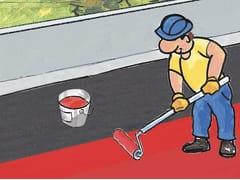 Pittura pellicolare per la protezione di asfalti e bitumiPROTECH ROAD PAINT - AZICHEM