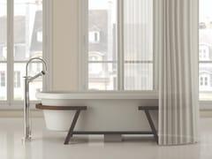 Vasca da bagno ovale in Solid Surface su piediPROVENCE - MOMA DESIGN BY ARCHIPLAST