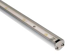 Profilo per illuminazione lineare in alluminioPS04 | Profilo per illuminazione lineare - ADHARA