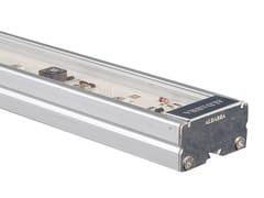 Profilo per illuminazione lineare in alluminioPS05 | Profilo per illuminazione lineare - ADHARA