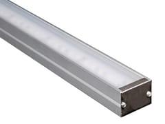 Profilo per illuminazione lineare in alluminioPS07 | Profilo per illuminazione lineare - ADHARA